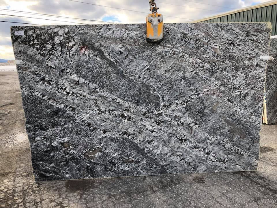 Lennon Granite Slabs Grey Granite Slabs