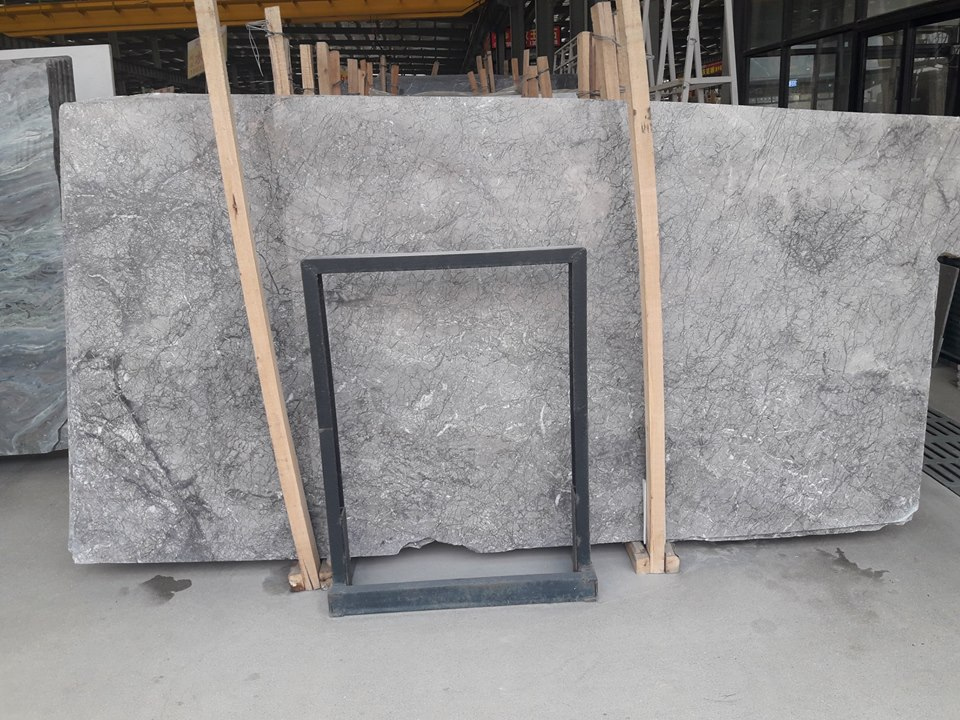 Lido Tiflet Grey Marble Polished Slabs