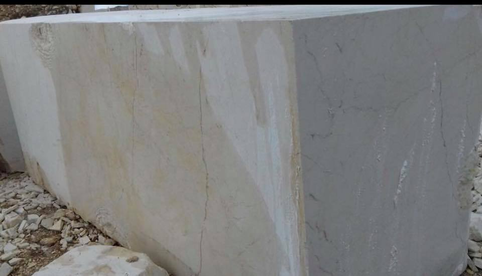 Light Cream Beige Blocks Beige Marble Blocks