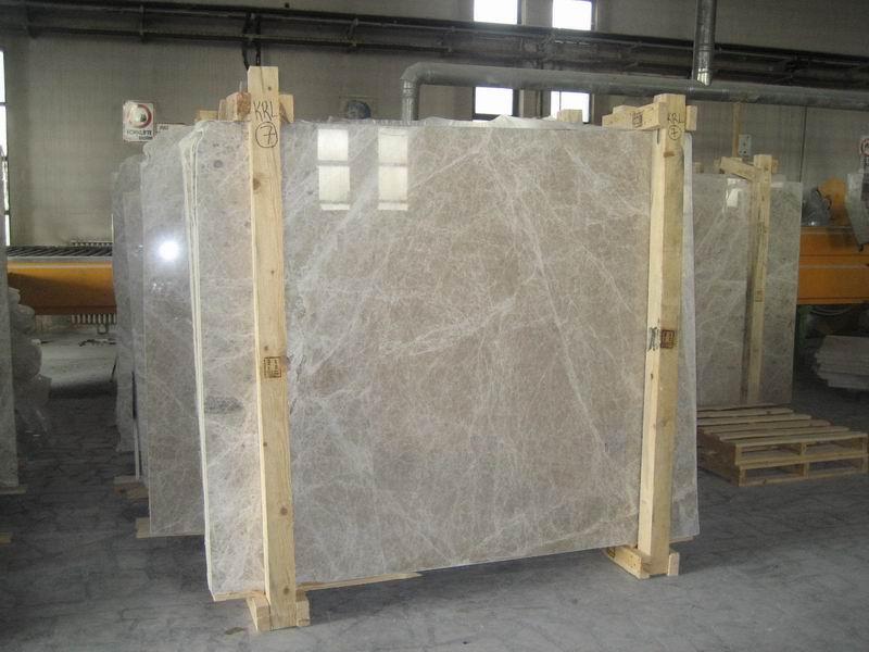 Light Emperador Marble Slabs Brown Polished Marble Stone Slabs for Bathrooms
