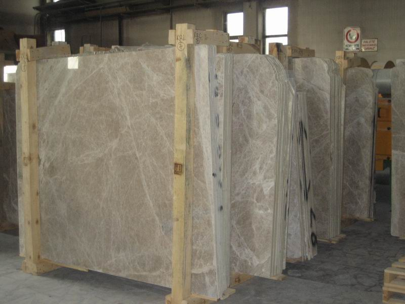 Light Emperador Marble Slabs Brown Polished Marble Stone Slabs for Walls