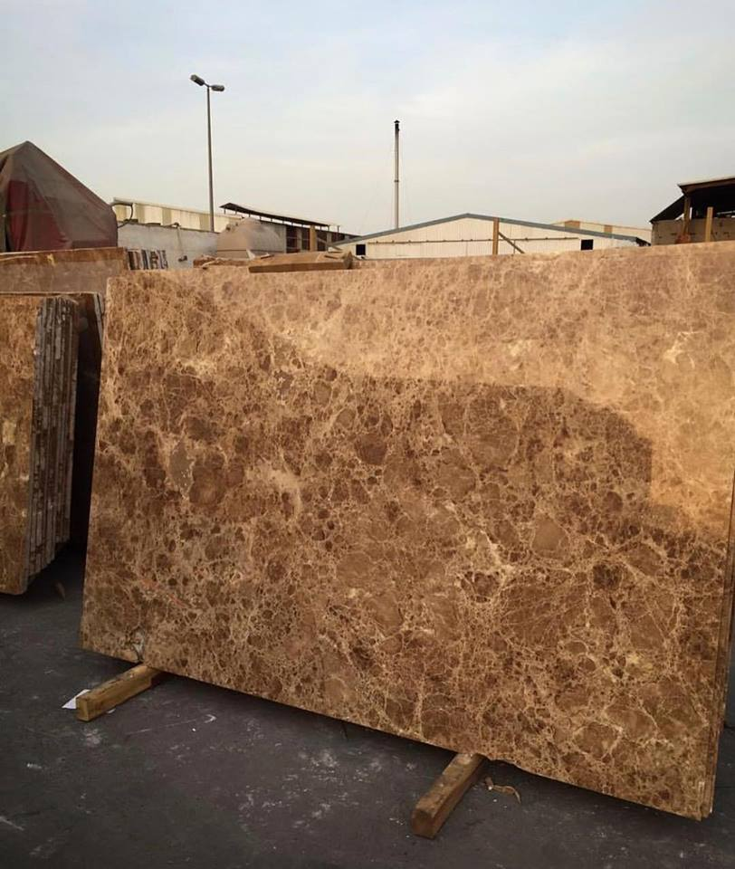 Light Emprador Slab Brown Marble Slabs