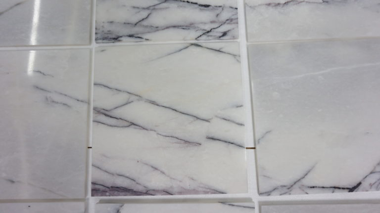 Lilac Tiles Turkish White Polished Marble Flooring Tiles
