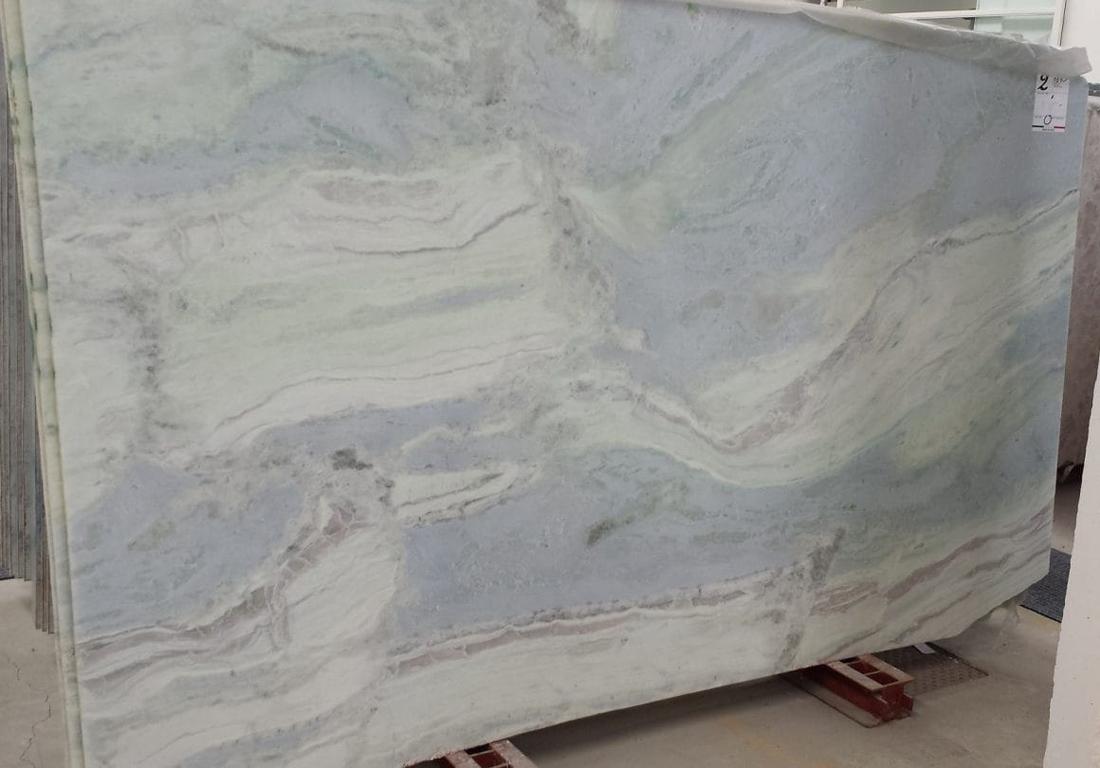 Lumen Top Marble Slab Brazilian Blue Marble Slabs