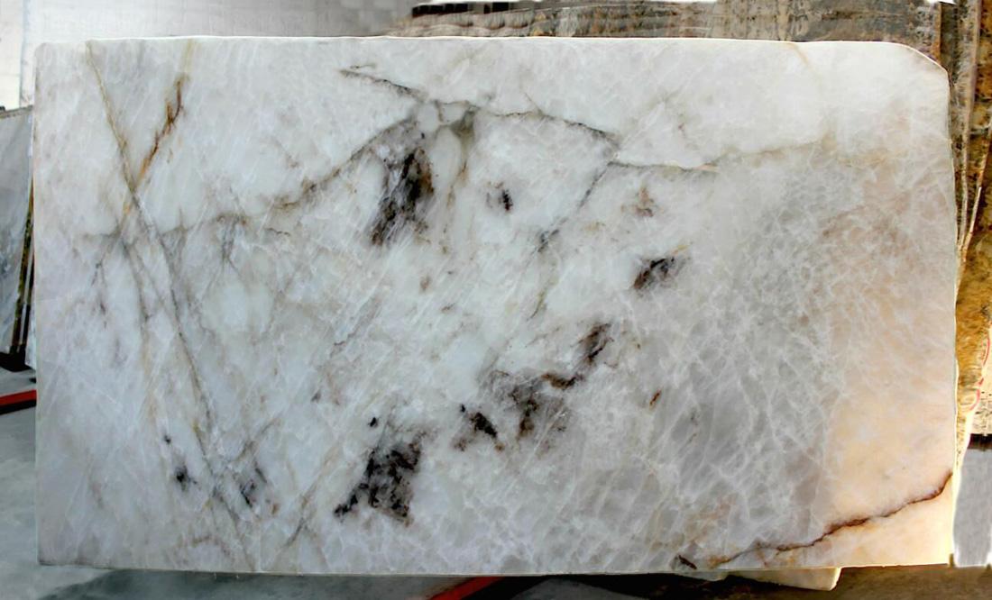 Lumix White Quartzite Slabs Polished White Brazil Quartzite Slabs