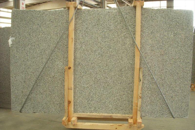 Luna Pearl Granite Spain White Granite Stone Slabs