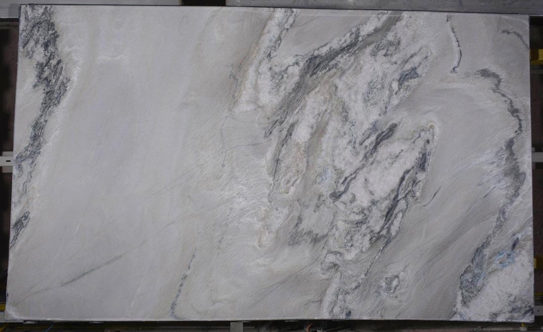 Macaubas Fantasy Quartzite Slabs Brazilian White Quartzite Slabs
