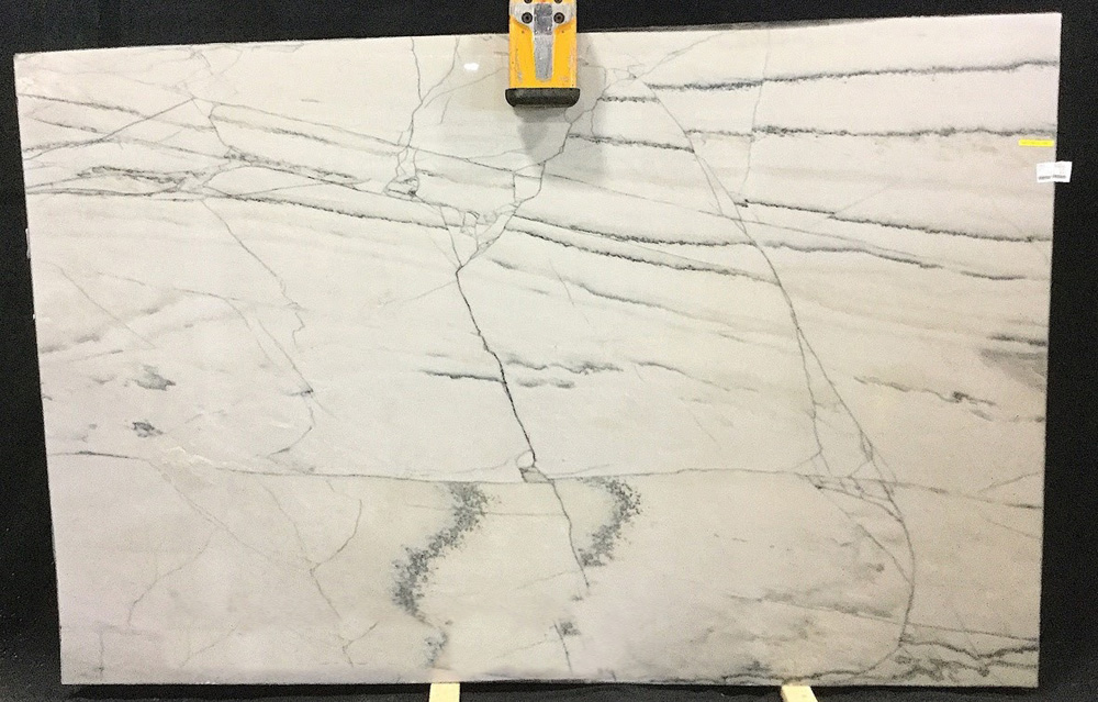 Macaubas Giotto White Quartzite Slabs with High Quality