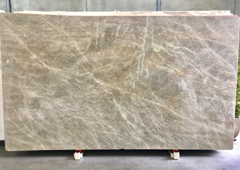Madre Perla Quartzite Stone Slabs Polished Beige Quartzite Stone Slabs