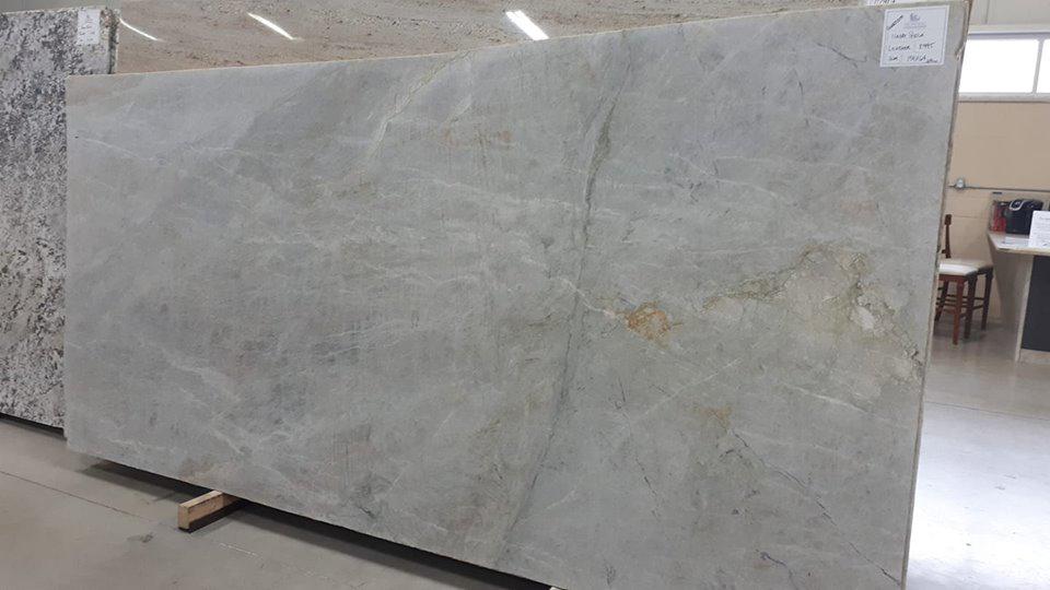 Madreperla Quartzite Slabs Polished White Quartzite Slabs