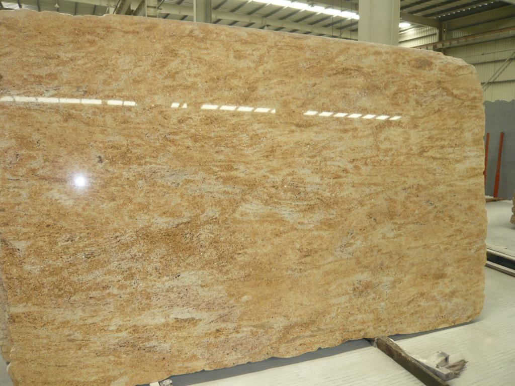 Madura Gold Granite Slab Polished Granite Slabs for Countertops