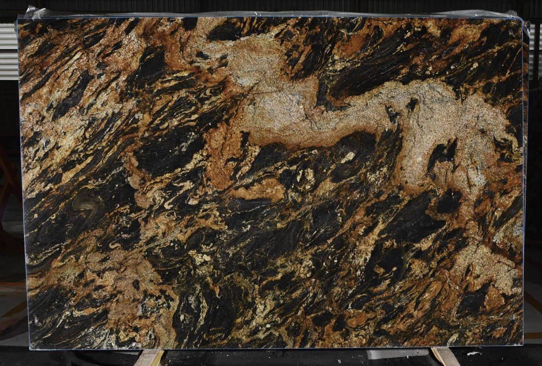 Magma Gold Granite Slab High Quality Granite Slabs for Countertops