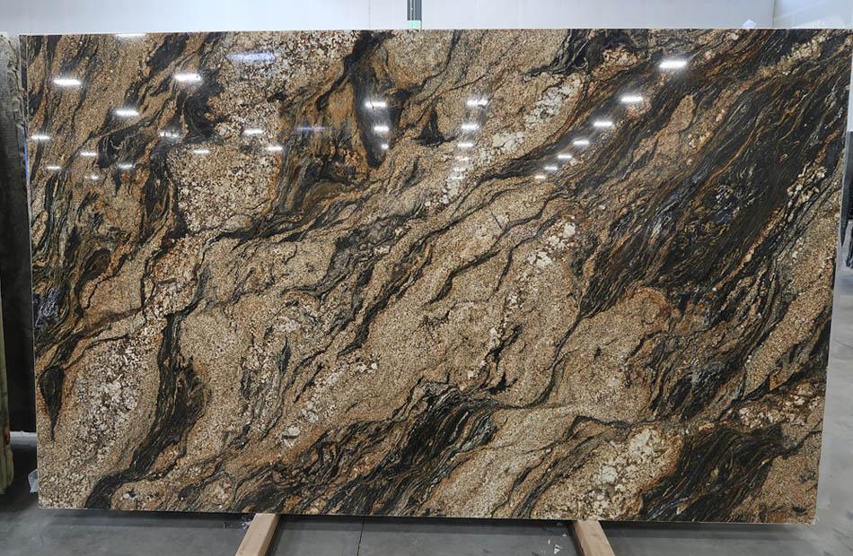 Magma Polished Granite Slabs Top Quality Granite Slabs for Countertops