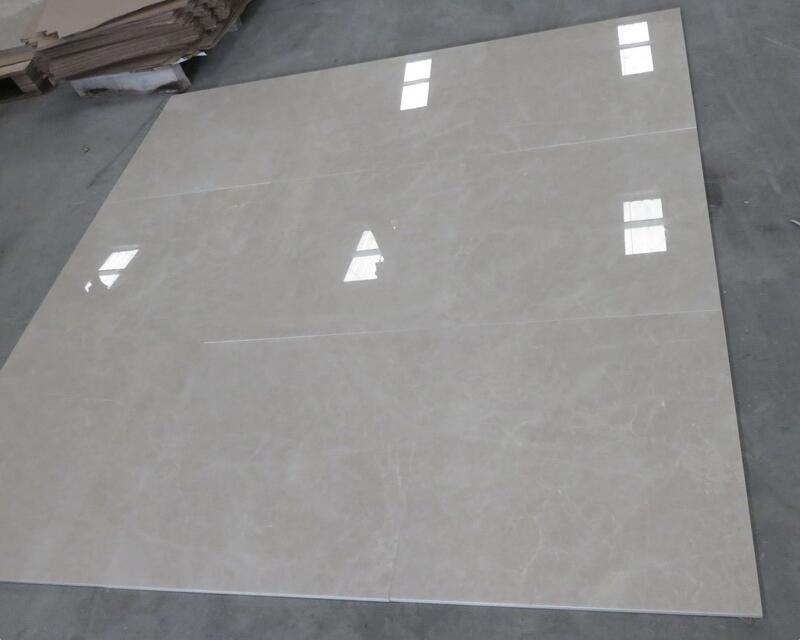 Magnolia Beige Marble Tiles Turkish Polished Flooring Stone Tiles