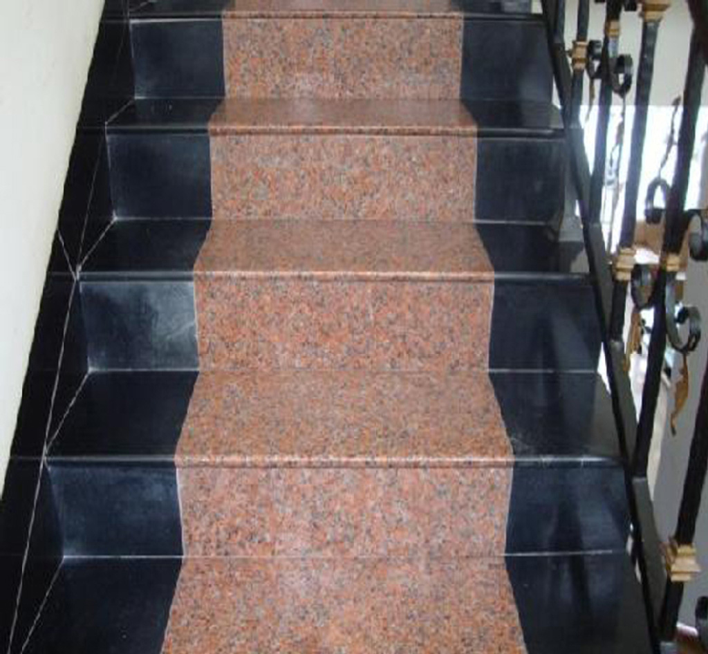 Granite Stairs Cheap Granite Stair Treads And Risers Prices