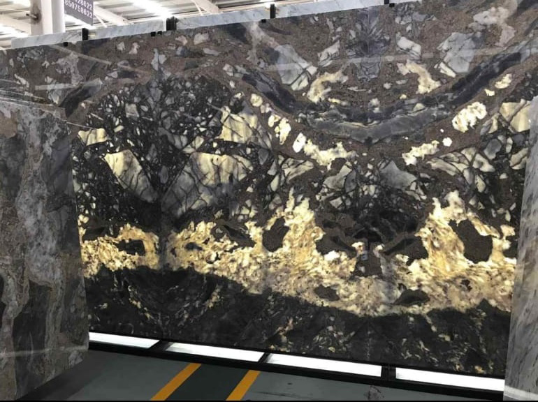 Mappa Slab Turkish Marble Stone Slabs for Export