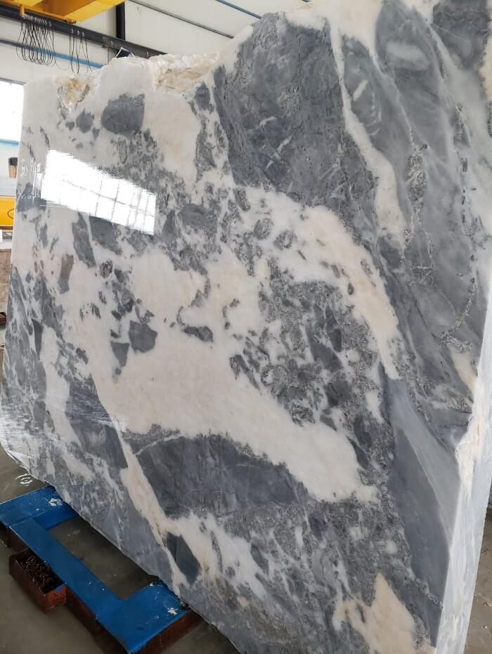 Mappa White Block Natural Stone Marble Blocks