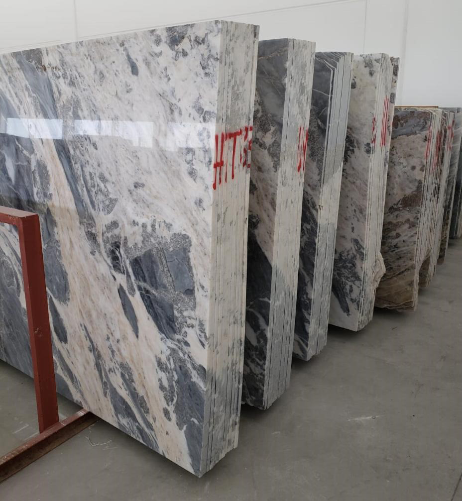 Mappa White Marble Slab Polished Marble Stone Slabs