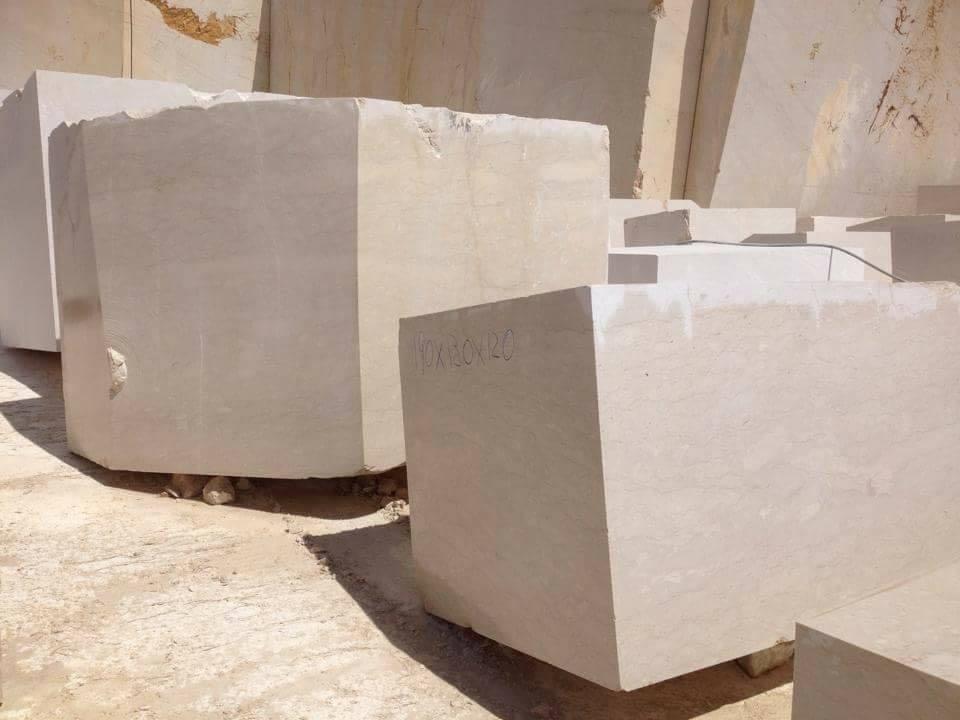 Marble Perlato Italy Beige Marble Blocks