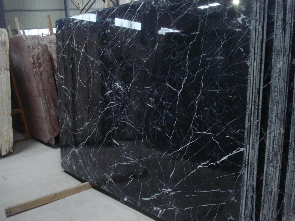 Marble Slab Mosa Classic Black