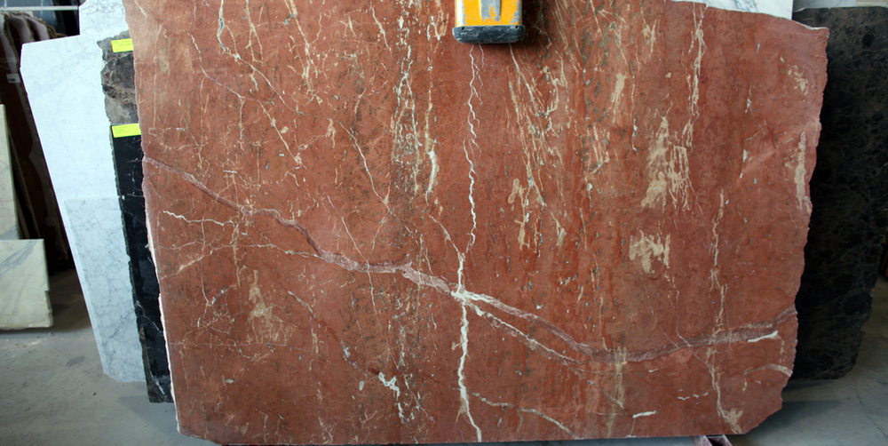 Marble Slab Rosa Alicante Spain Red Marble Stone Slabs
