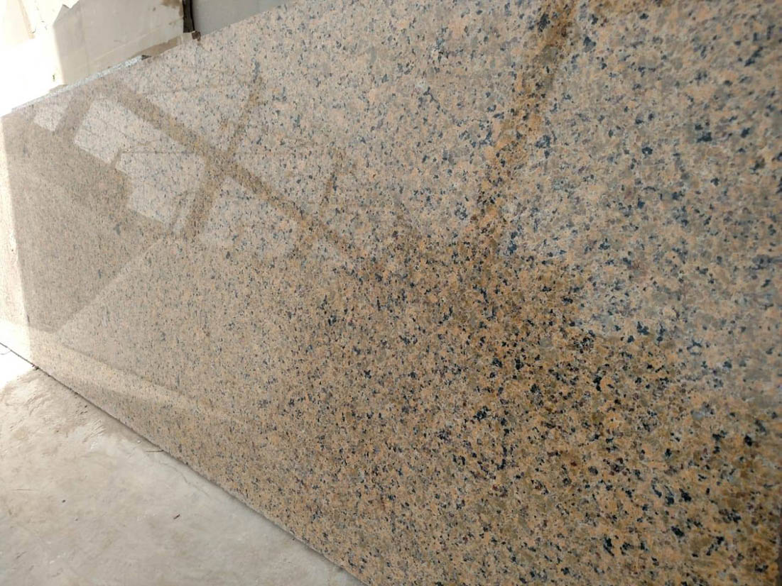 Marina Gold Granite Slabs Polished Granite Slabs