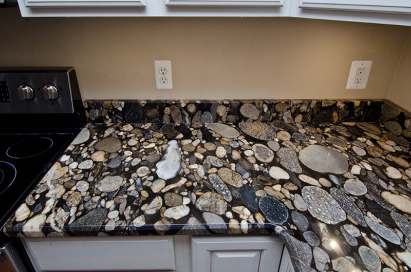 Marinace Granite Countertops for Kitchen