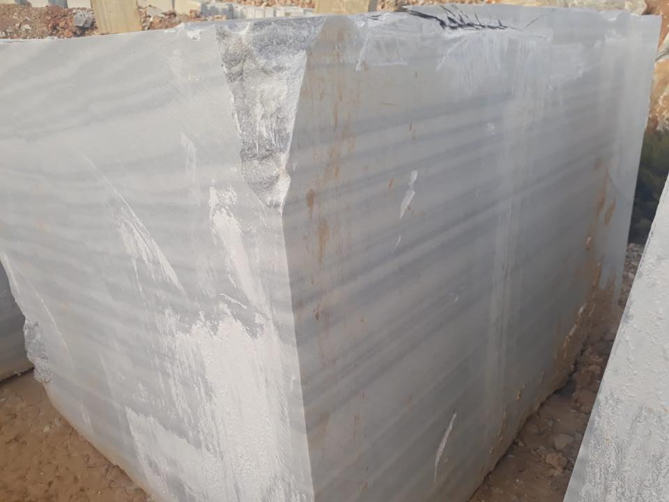 Marmara Blocks Turkish White Natural Marble Blocks