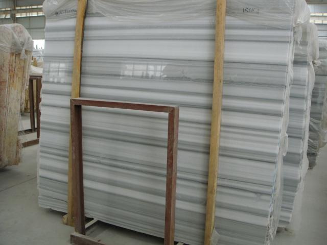 Marmara Equator Marble White Polished Marble Slabs