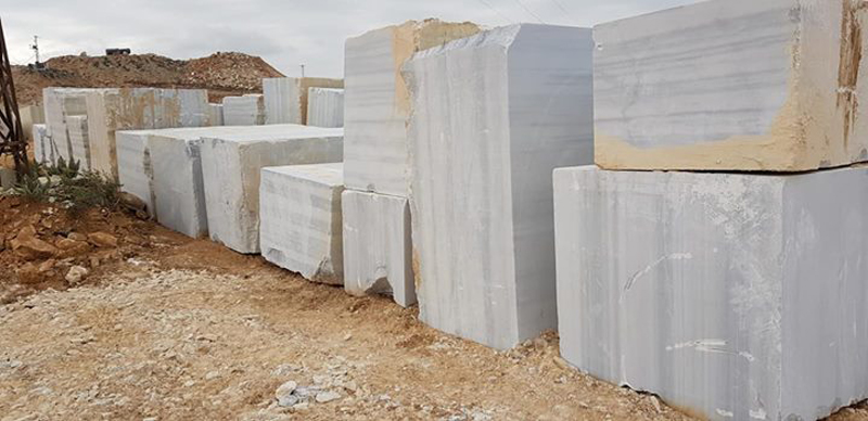 Marmara Marble  White Natural Marble Blocks
