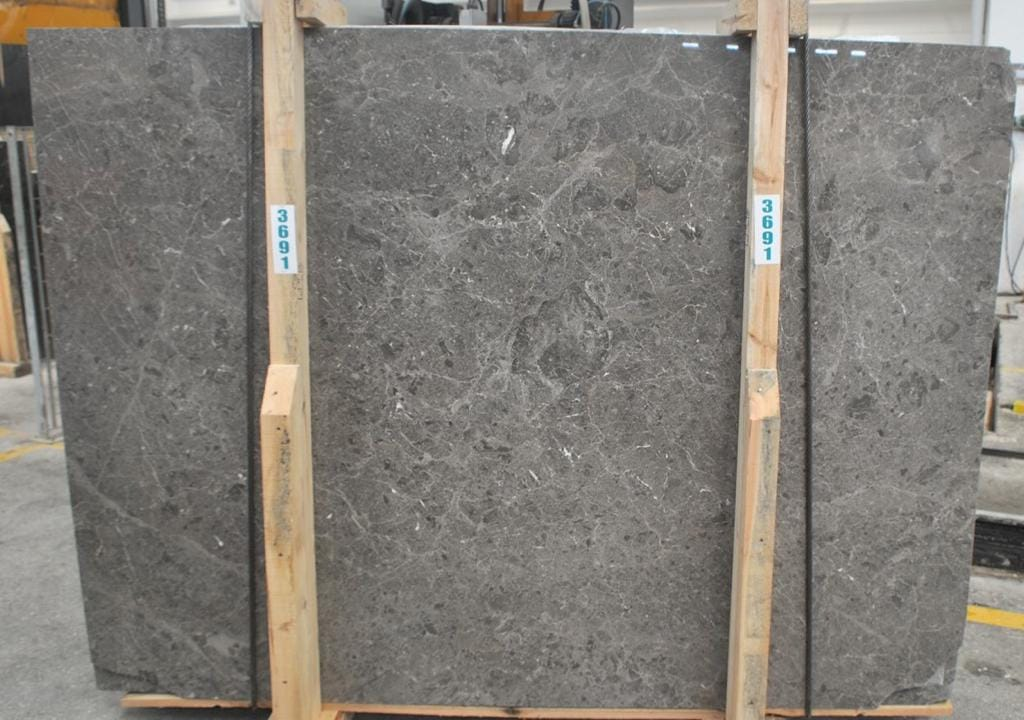 Maroon Marble Turkish Grey Marble Slabs