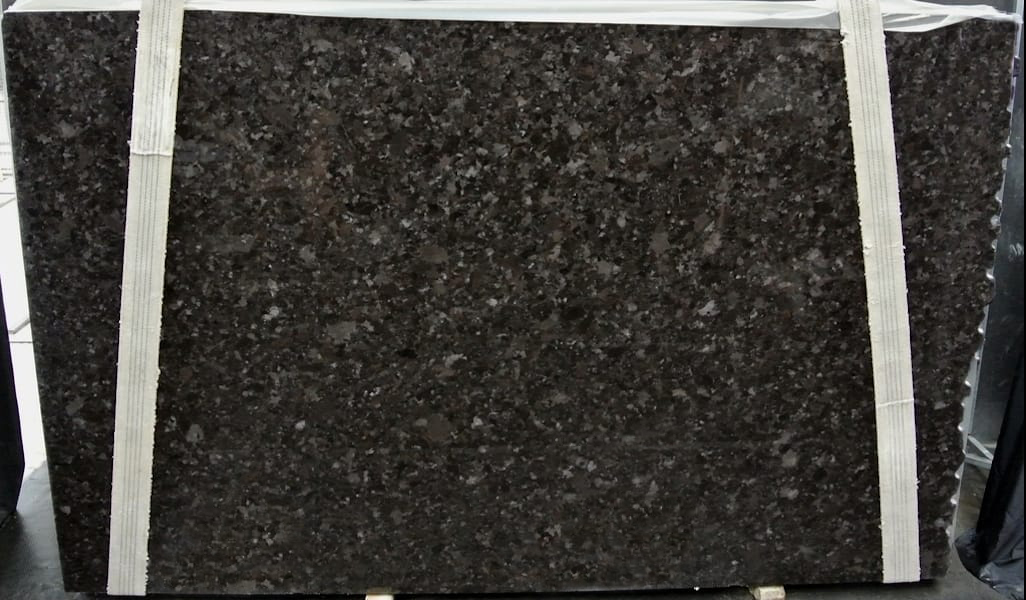Marron Cohiba Granite Slab Angola Brown Granite Slabs