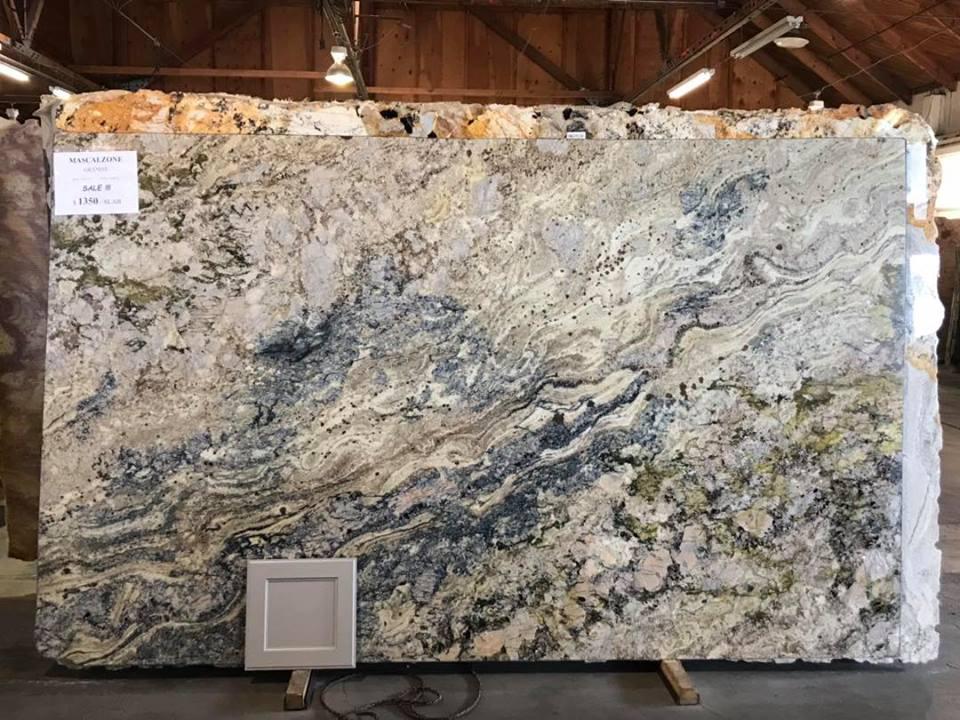 Mascalzone Slab Brazilian Polished Granite Slabs
