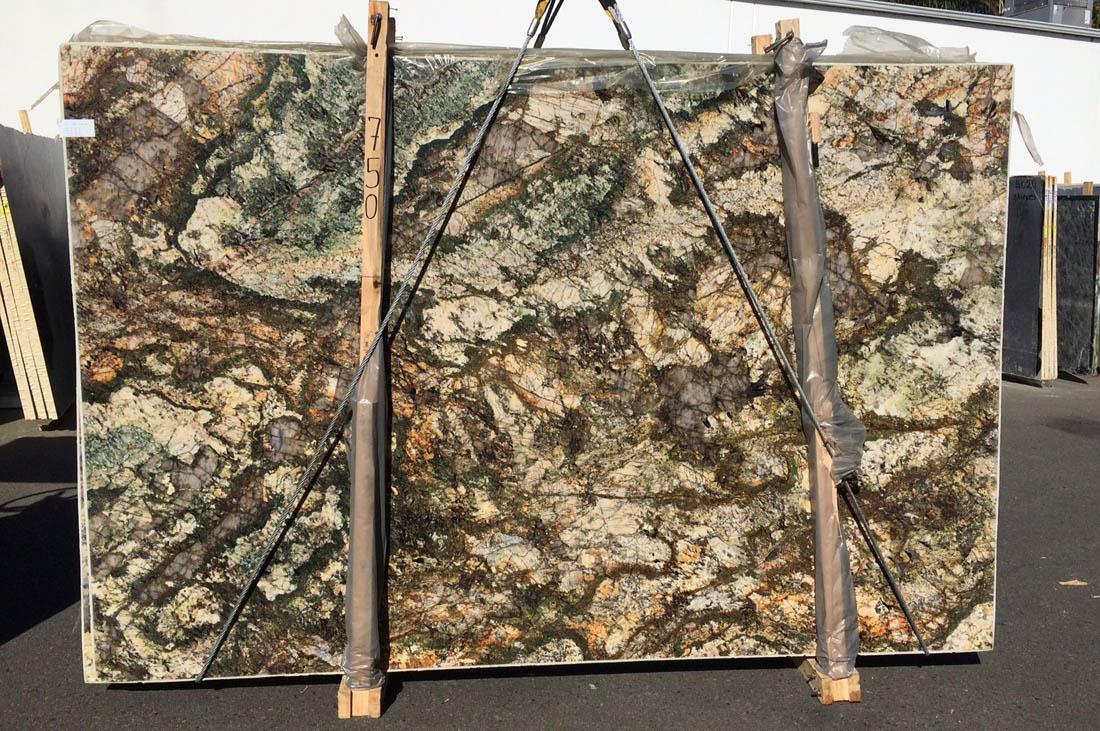 Mascaratus Polished Granite Slab for Kitchen Countertops
