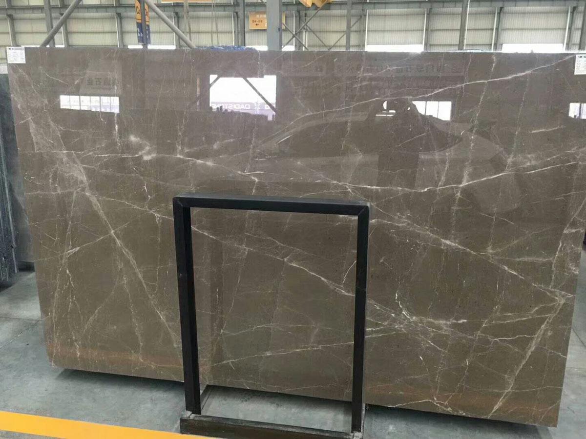 Maya Grey Marble Slabs