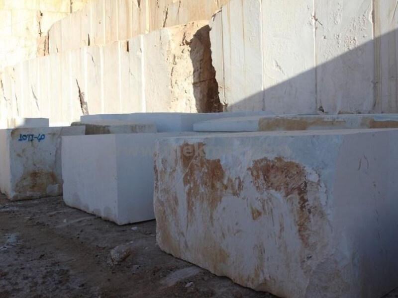 Beige Natural Limestone Blocks