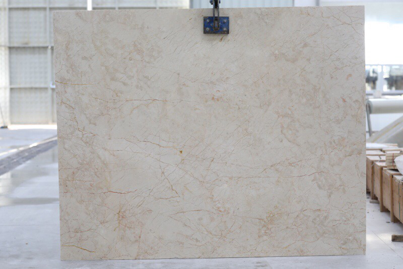 Melissa Beige Marble Slabs from Turkey Supplier