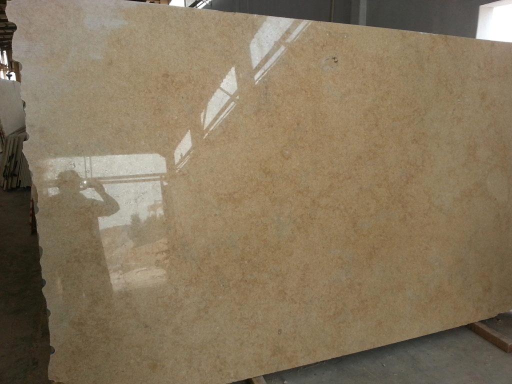 Menya Polished Marble Slabs Yellow Marble Stone Slabs