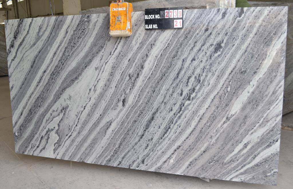 Mercury White Marble Polished Marble Slabs