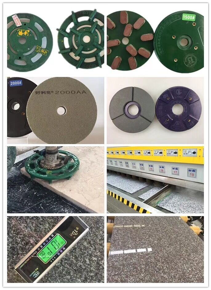 Metal Grinding Disk for Granite Polishing
