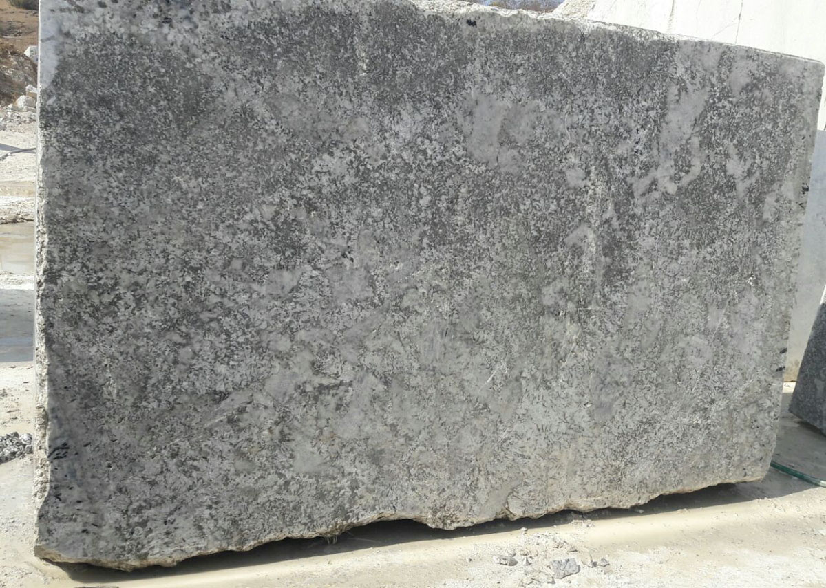 Mica Grey Granite Blocks