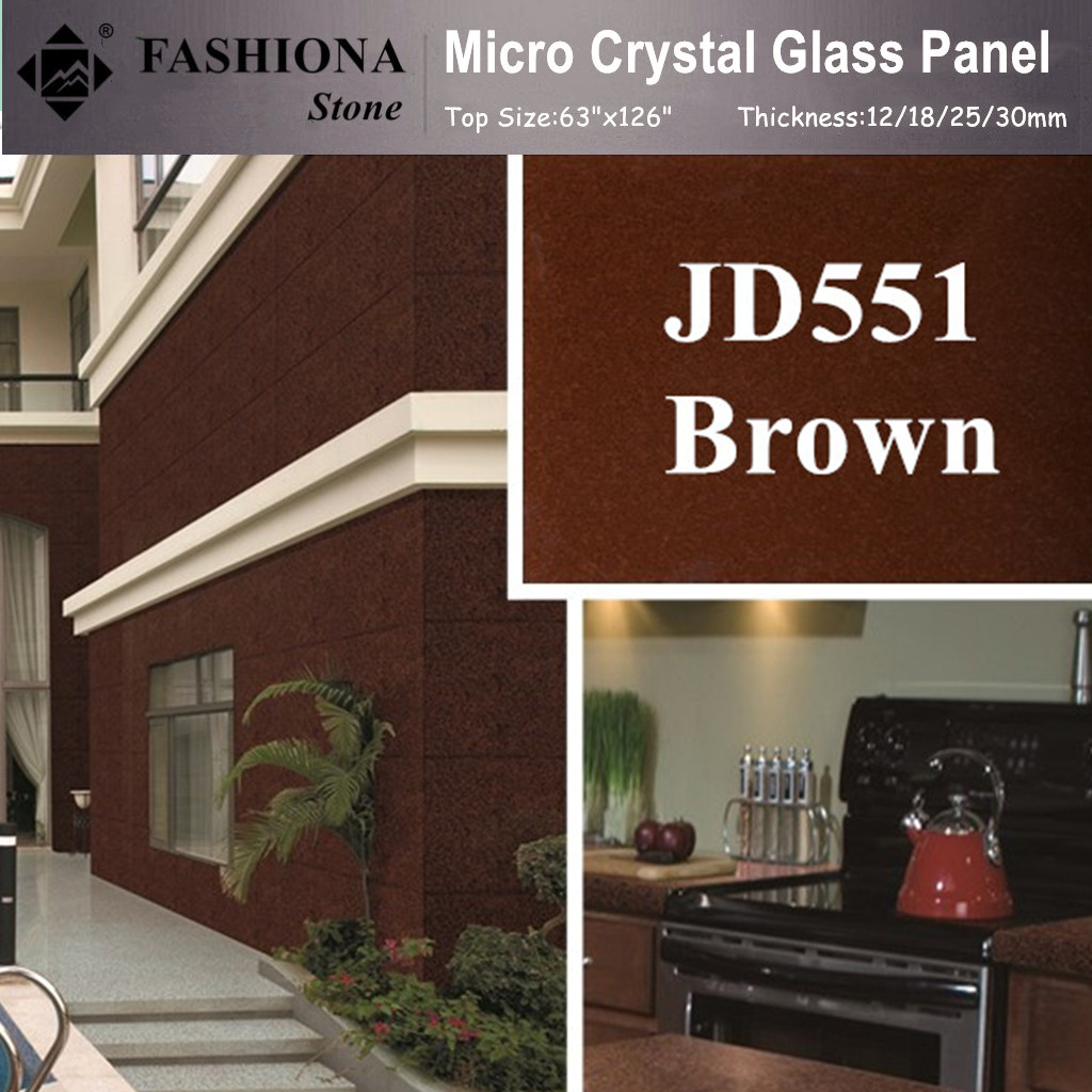 Micro Crystal Glass Stone for Walling from Chinese Supplier