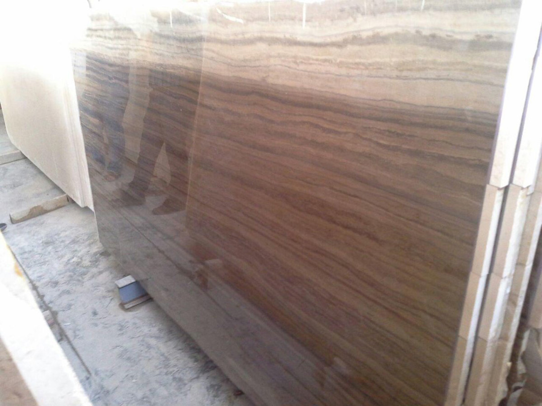 Mika Marble Brown Marble Slabs from Iran