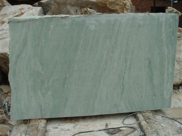 Ming Green Marble Slabs Chinese Natural Marble