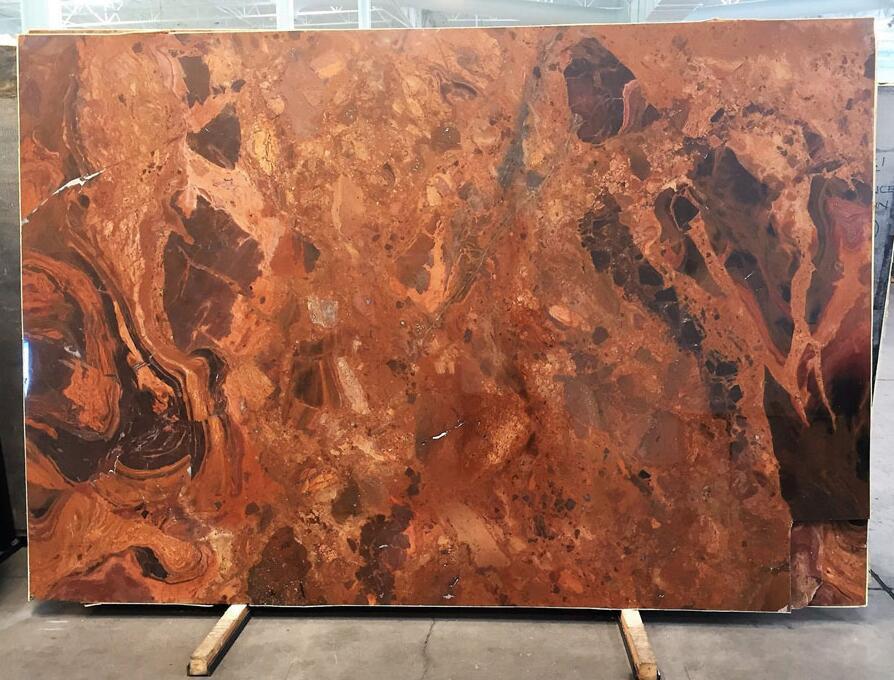 Mirage Red Quartzite Slabs