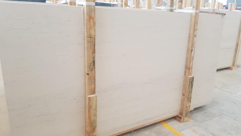 Moca Fina Portugal White Limestone Slabs