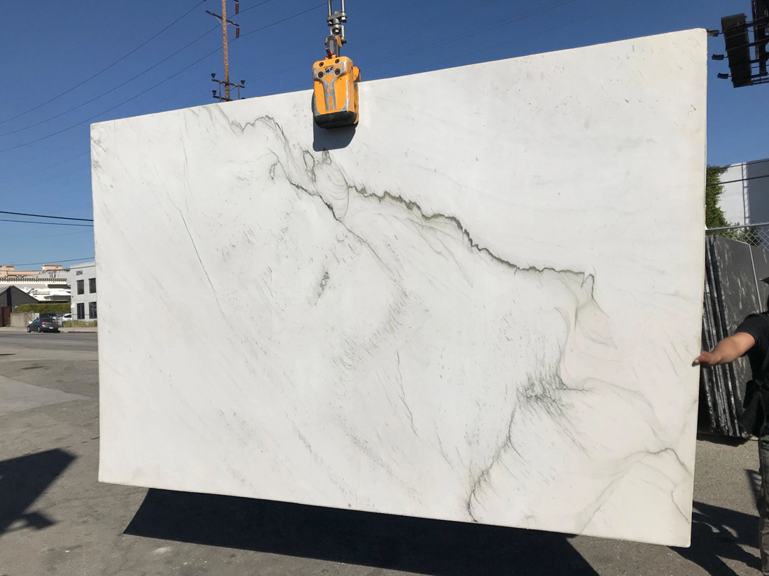 Mont Blanc Quartzite Slabs Top Quality Stone for Kitchen Countertops