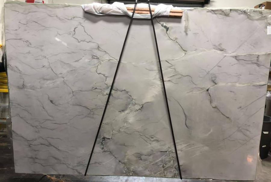 Mont Blanc Slabs White Polished Quartzite Slabs
