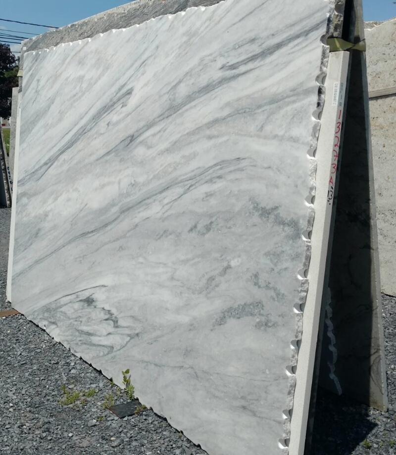 Mont Blanc White Quartzite Polished Slabs