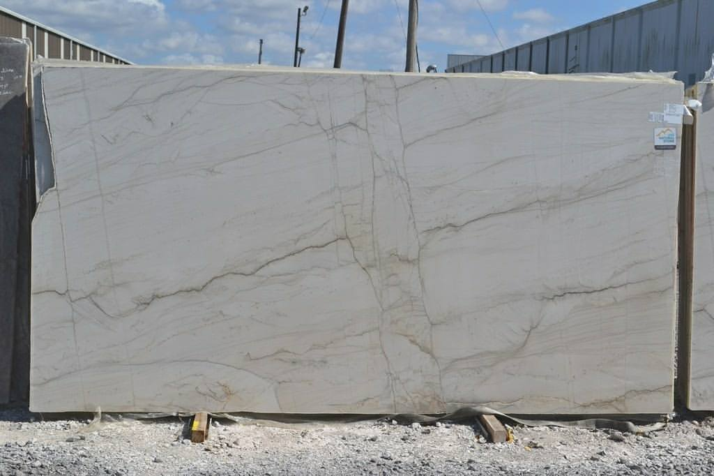 Mont Blanc White Quartzite Slabs